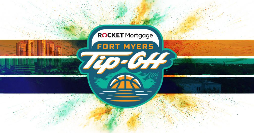 Rocket Mortgage Fort Myers Tip-Off Announces Expanded Tournament Field