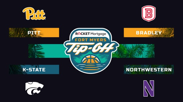 Rocket Mortgage Fort Myers Tip-Off Announces 2019 Bracket