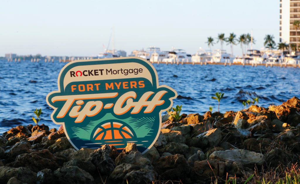 Third-Annual Rocket Mortgage Fort Myers Tip-Off Begins Thanksgiving Day